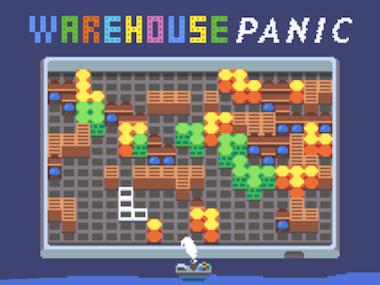 Warehousepanic.io   Warehousepanicio