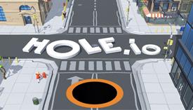 Hole.io | Holeio