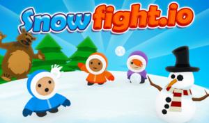 Snowfight.io   Snowfightio